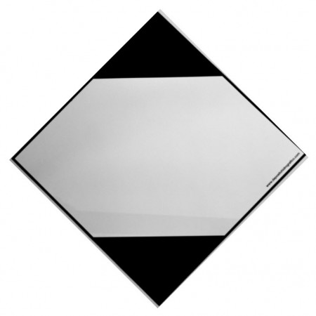 LQ: LIMITED QUANTITY Hazard Placard self-adhesive 300 x 300 mm